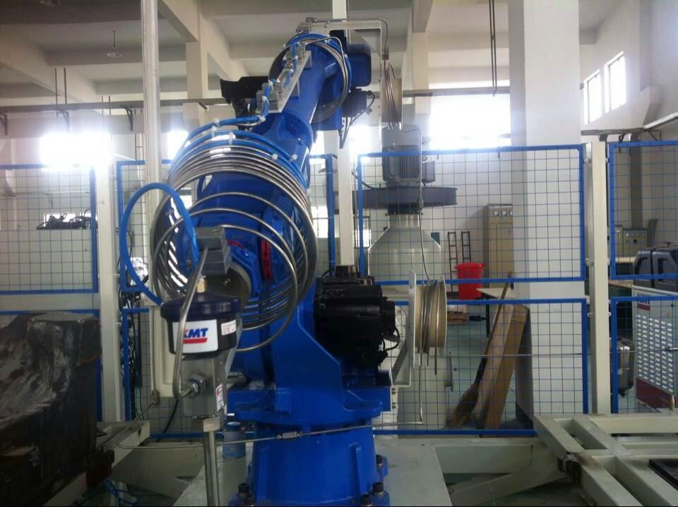 安川机器人 - 苏州托玛斯自动化机电有限公司